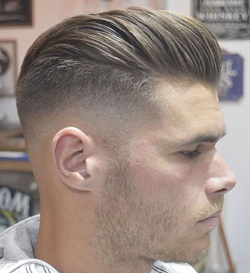 Incredible Bzzzguy Imonkeyaround Nice Blow Back With Undercut Sides Going Hairstyles For Women Draintrainus