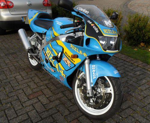 Suzuki GSXR 600 Srad Rizla | eBay | bikes | Suzuki