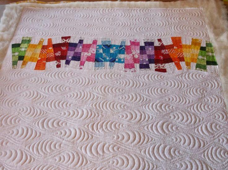 Creative Quilting by Debbie Stanton: Modern Quilt Texture ... : creative quilting ideas - Adamdwight.com