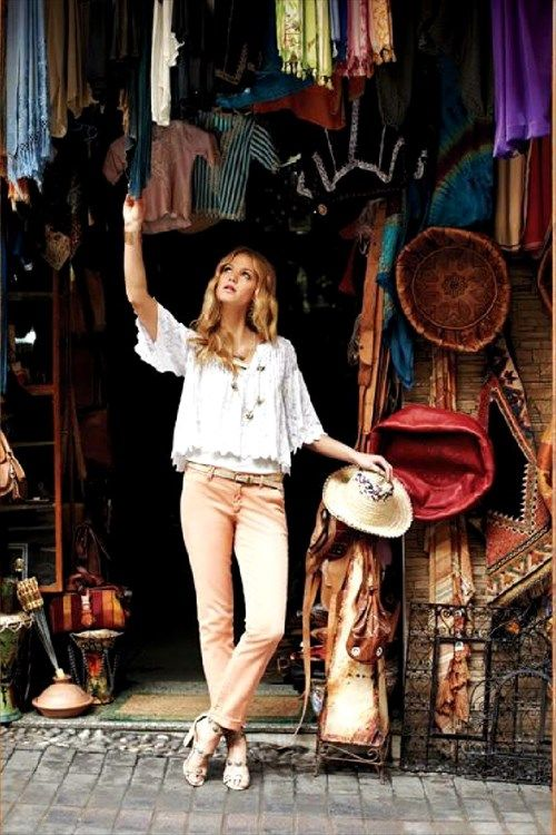 Catalog of deals from Anthropologie  #fashion #spring