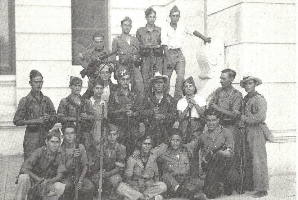 GC Milicianas – Milicianos III   II República Española