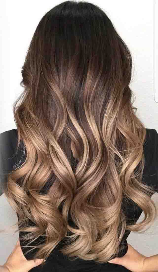 Cute Brown Hair Color Hairminia Summer Hair Color For Brunettes Brown Hair Balayage Hair Styles