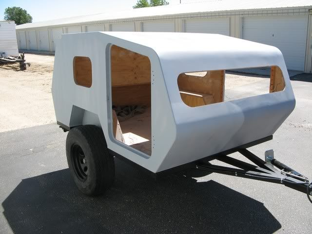 Jeep Action Camper: Turns Your Jeep into an RV - Tiny