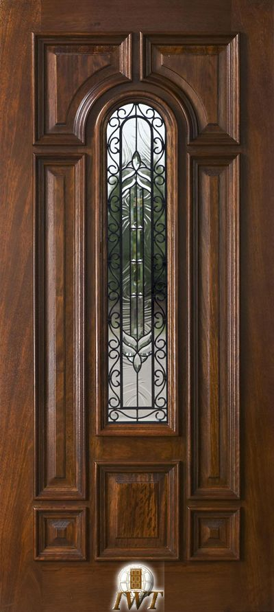 Solid Single Wood Doors International Wood Trade Solid Wood