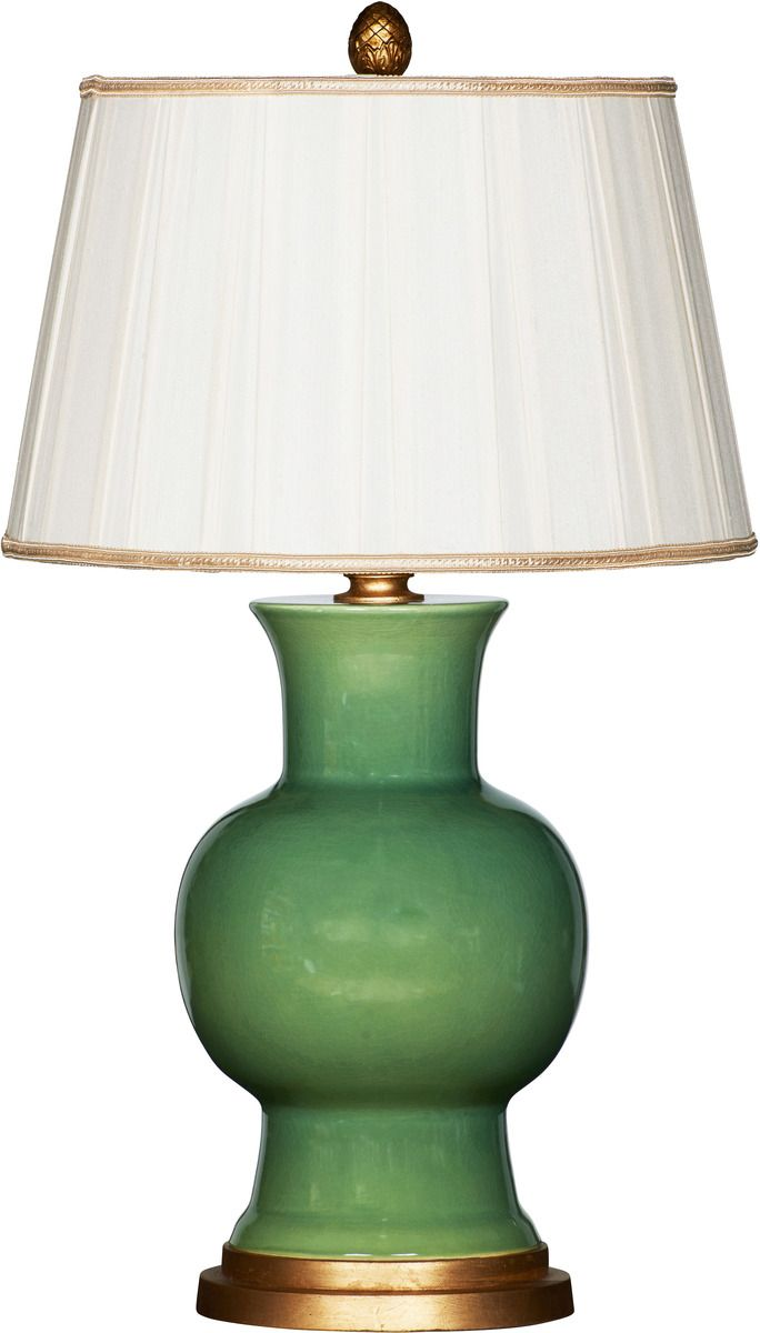 Lamps To Fawn Over Green Table Lamp Table Lamp Lamp