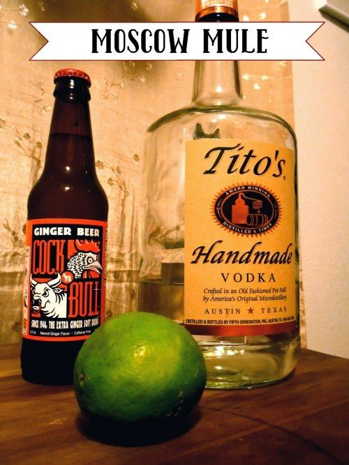 O S Vodka Is Truly The Best For Mules Such A Perfect Simple Taste Moscow Mule Recipe