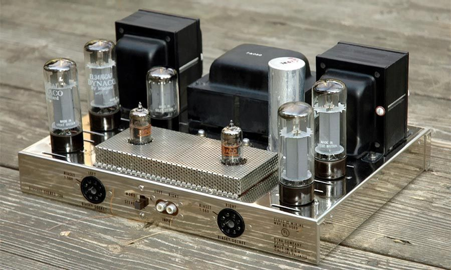 StereoLife - Dynaco ST-70 | Valve amplifier, Equipment for sale, Audio  equipment