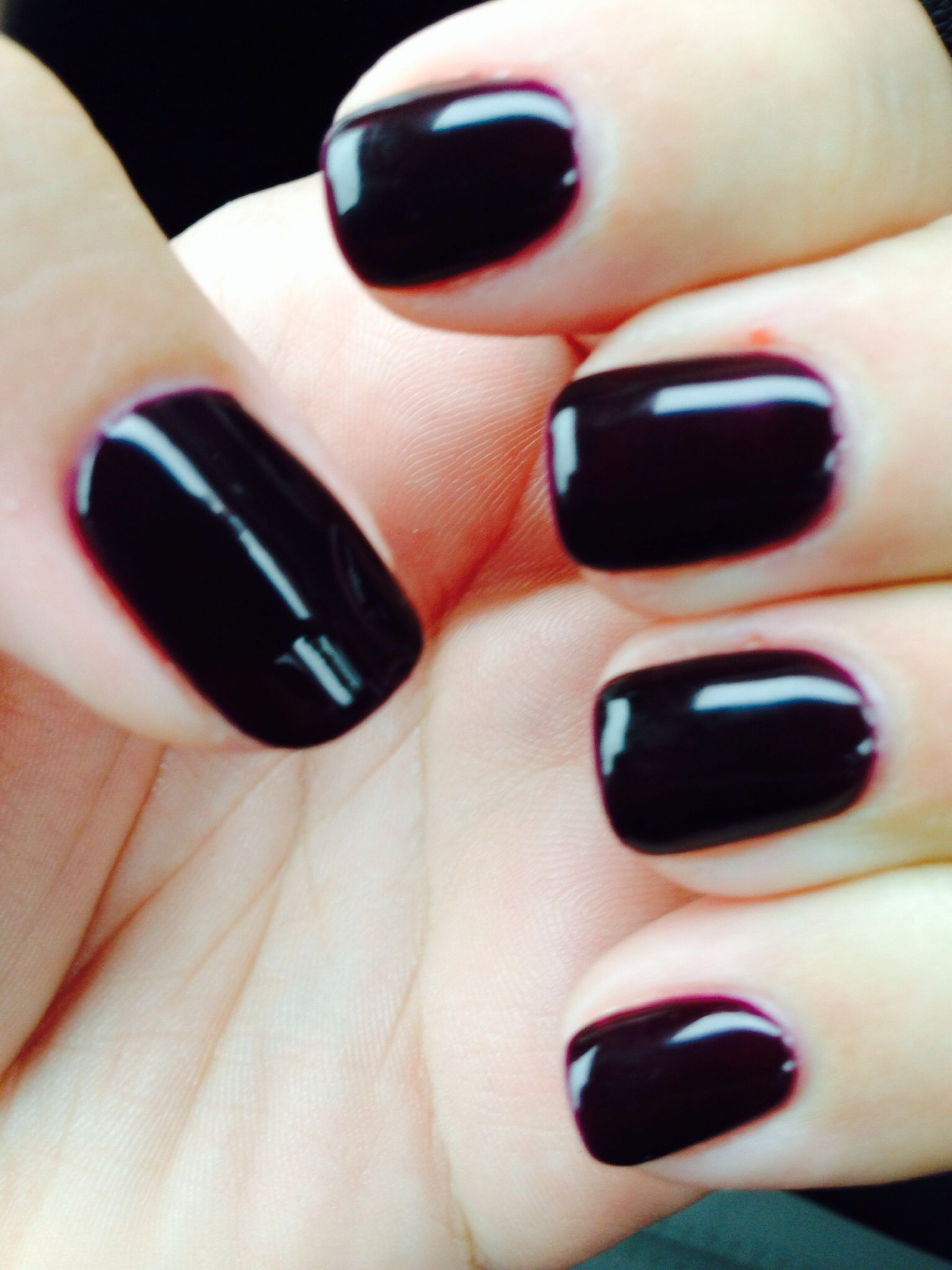 Lincoln Park After Dark - OPI gel | Polished | Pinterest | OPI, Dark ...