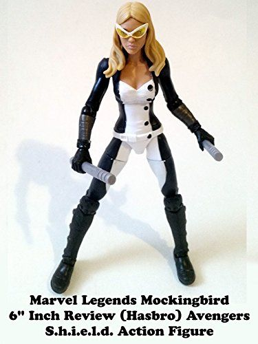 Review: Marvel Legends Mockingbird 6
