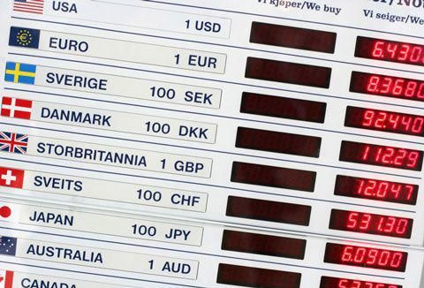 Forex new zealand exchange rates