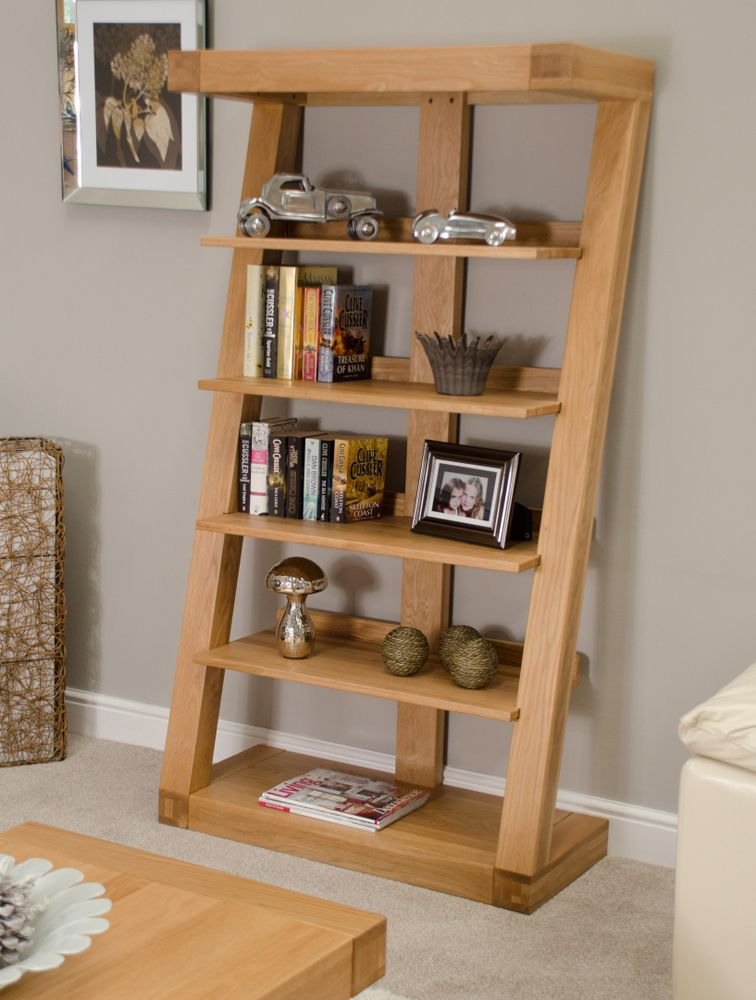 Z Solid Oak Furniture Large Bookcase In 2020 Oak Bedroom