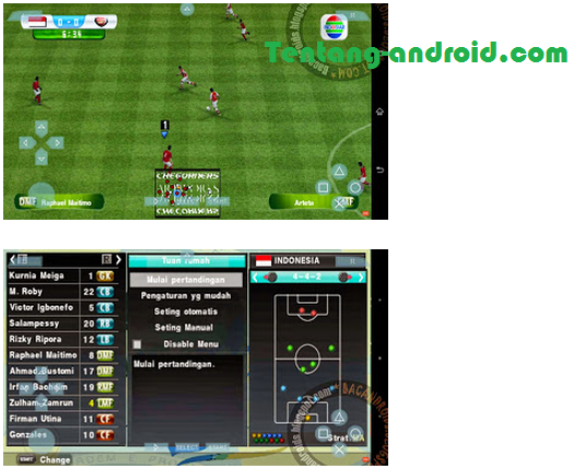 Download Game Pes 2015 Iso Psp Android Emulator Ppsspp Oleh Tri