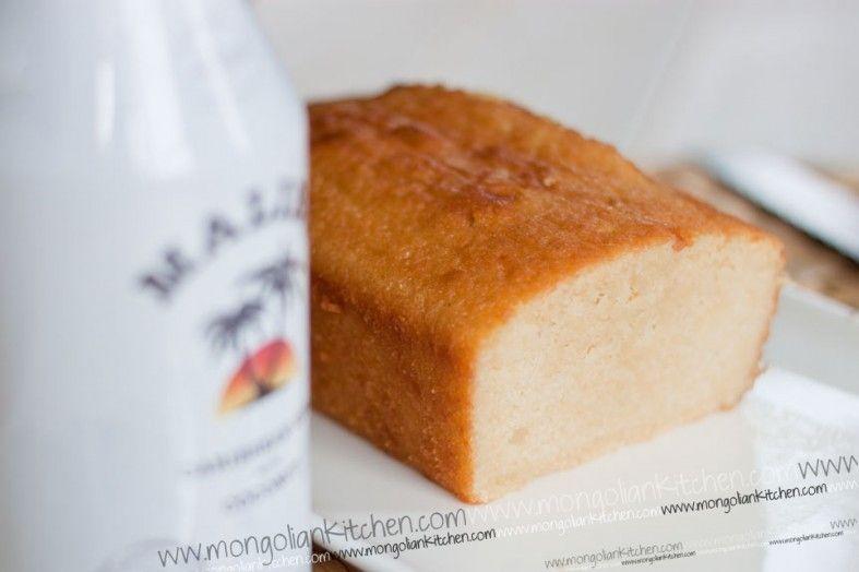 Malibu Rum Cake From Scratch