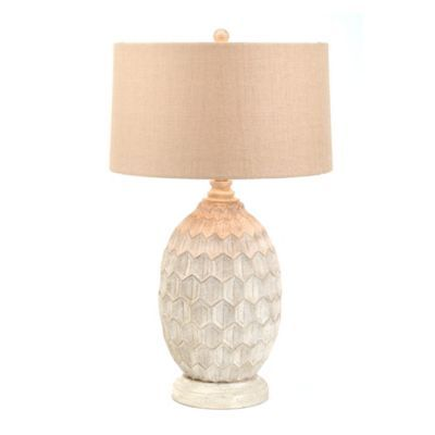 Sandy Pearl Table Lamp | Kirkland's 49.99