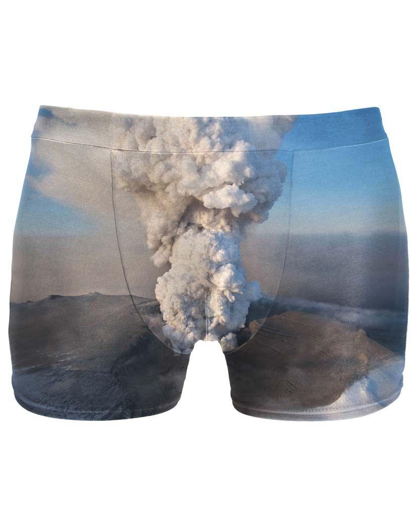 Volcano Underwear | Undies | Pinterest | Underwear