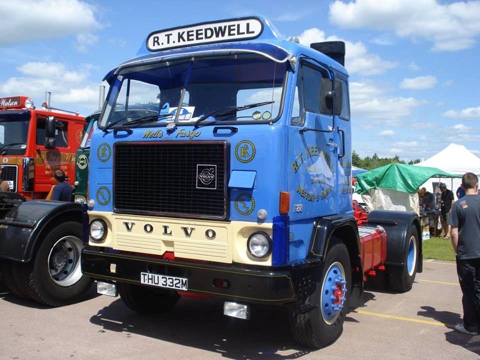 VOLVO RETRO Vrachtwagens