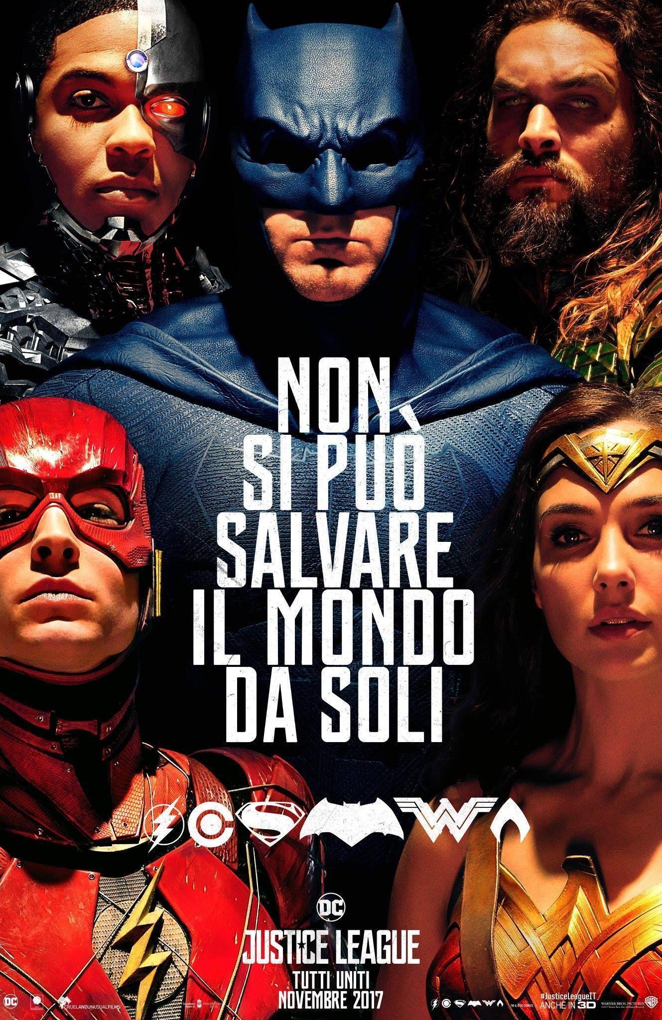 Justice League Streaming Film E Serie Tv In Altadefinizione Hd Justice League Universo Della Dc Comics Supereroi