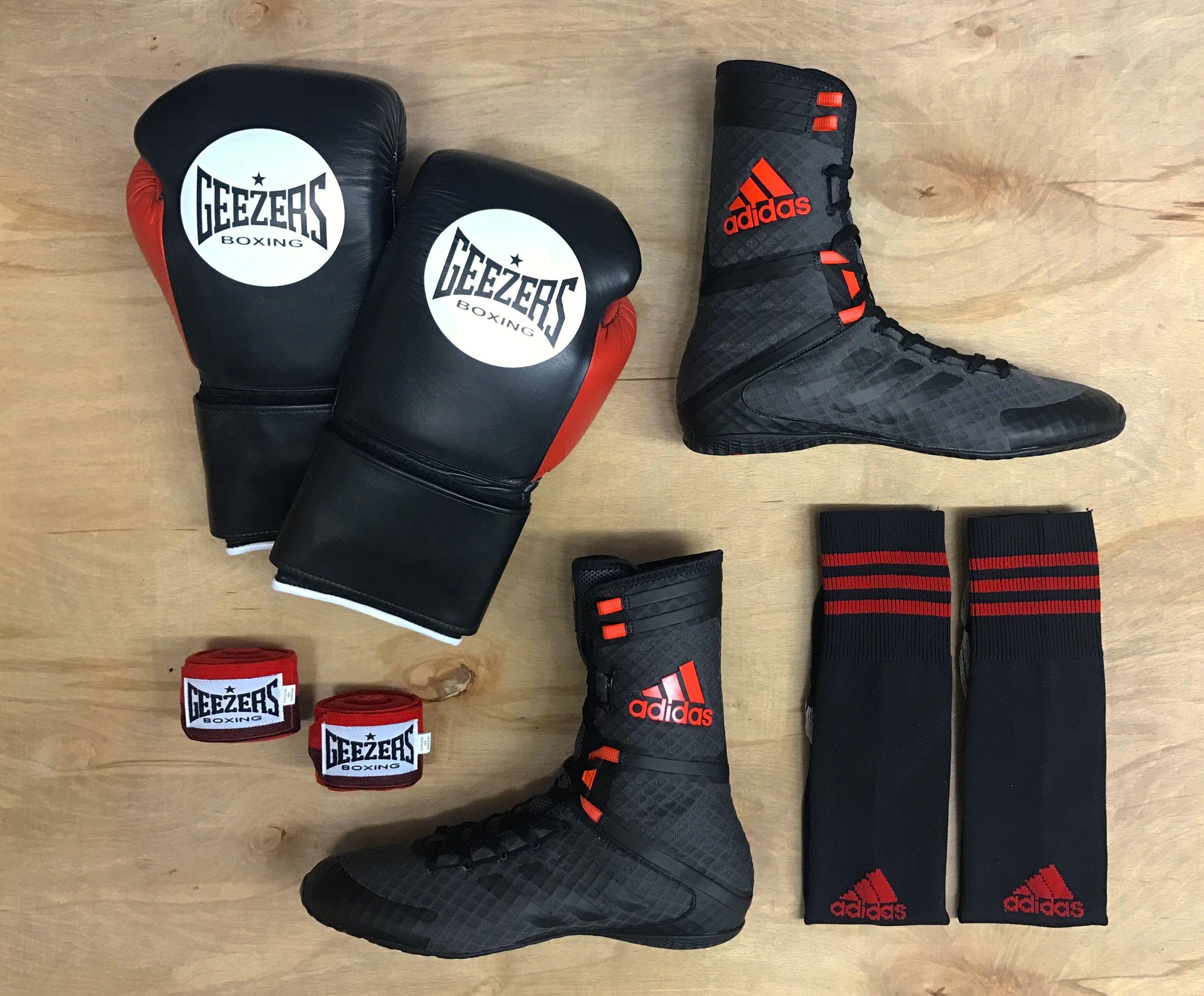 Adidas Speedex 16 1 Hc Boots With The Geezers Elite Pro