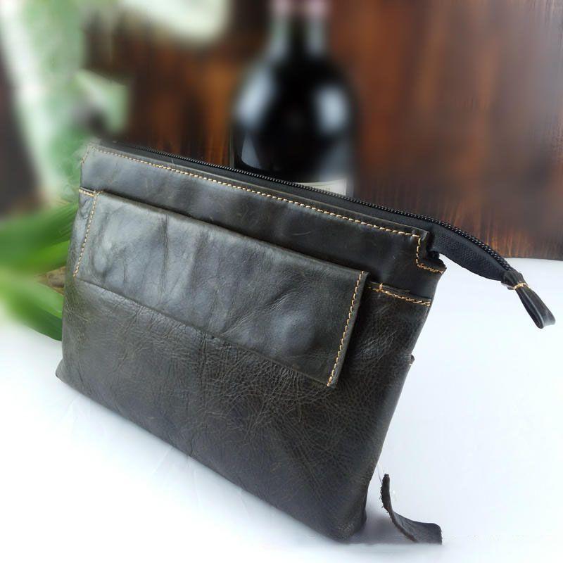 bb95aae58a33 Мужской клатч (129 фото): стильный клатч, кошелек, сумка ручной работы на