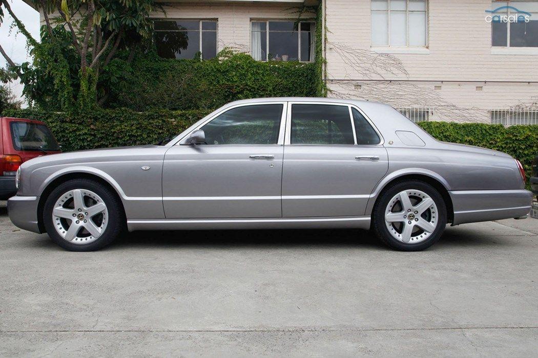 2003 Bentley Arnage T Black Label Auto - carsales.com.au | Rides ...