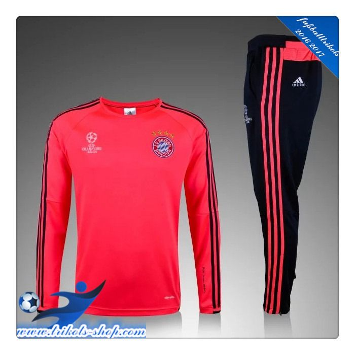 FC Bayern München Hose rot 2015//2016 NEU