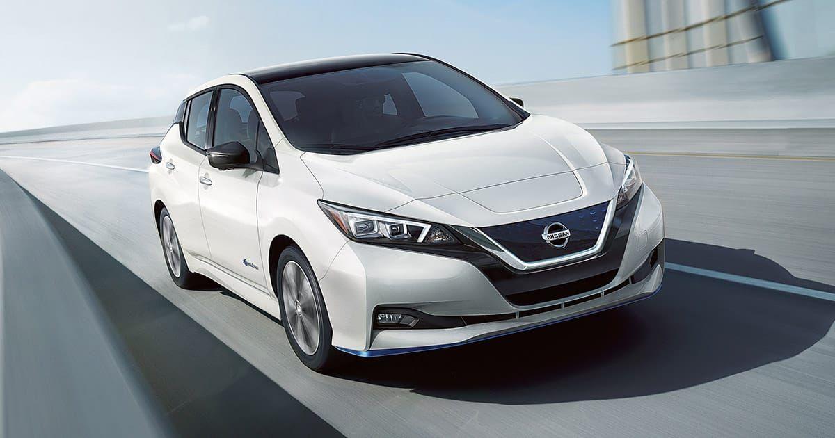 2020 Nissan Leaf Nissan Leaf Nissan Nissan Cars