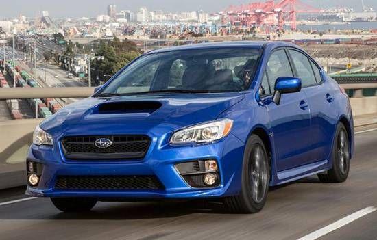 2017 Subaru Wrx Sti Rumors Auto