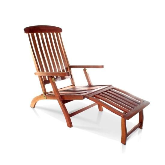 BillyOh Hampton Steamer Chair - Garden Chairs - Simply Garden ...