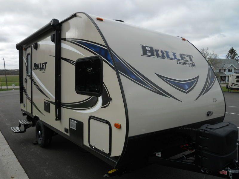 2017 Keystone Bullet Crossfire 1750rk For Sale Richfield Wi