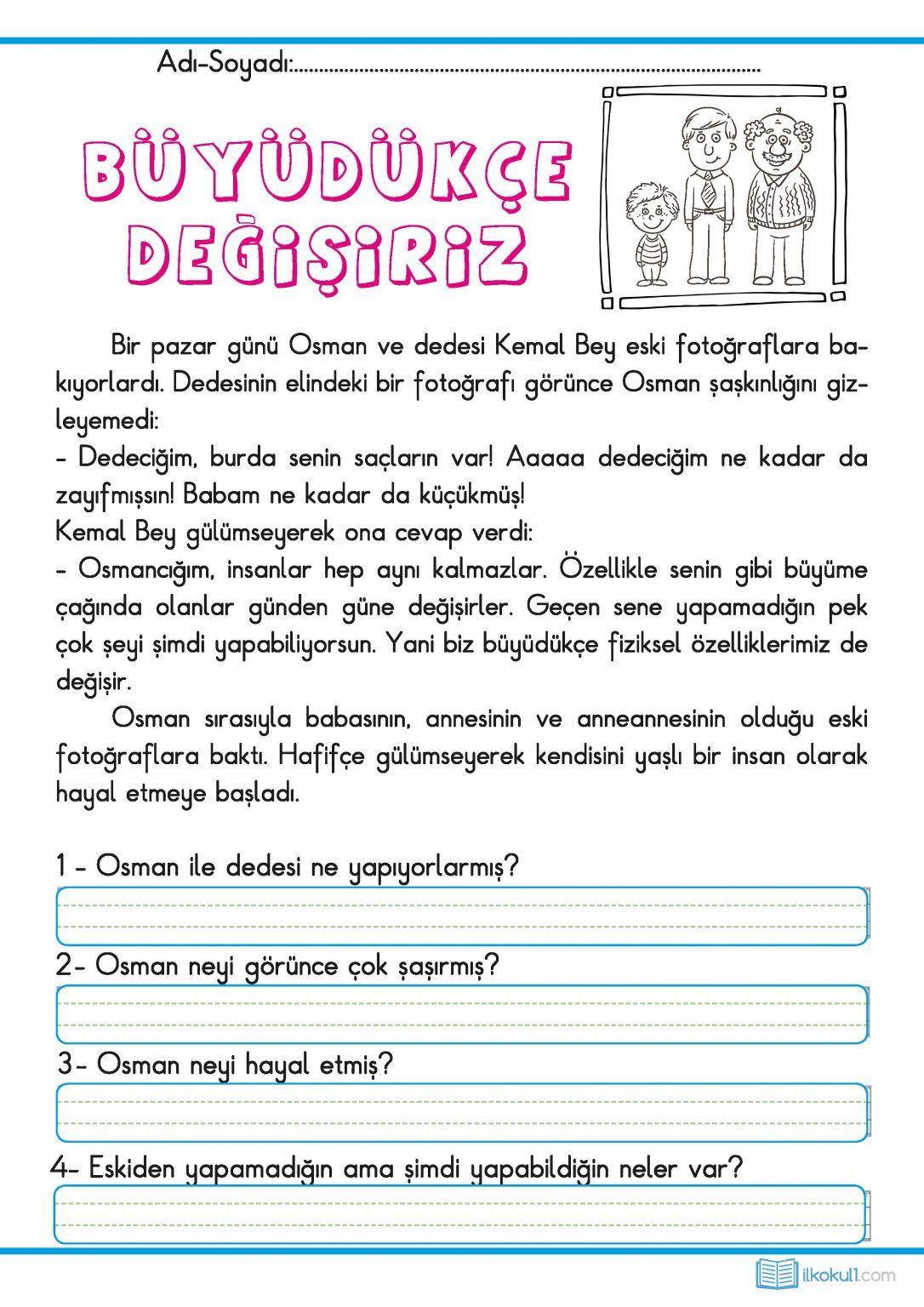 1. Sınıf Tatil Etkinlikleri -41 Sayfa-   Sınıf Öğretmenleri İçin Ücretsiz Özgün Etkinlikler