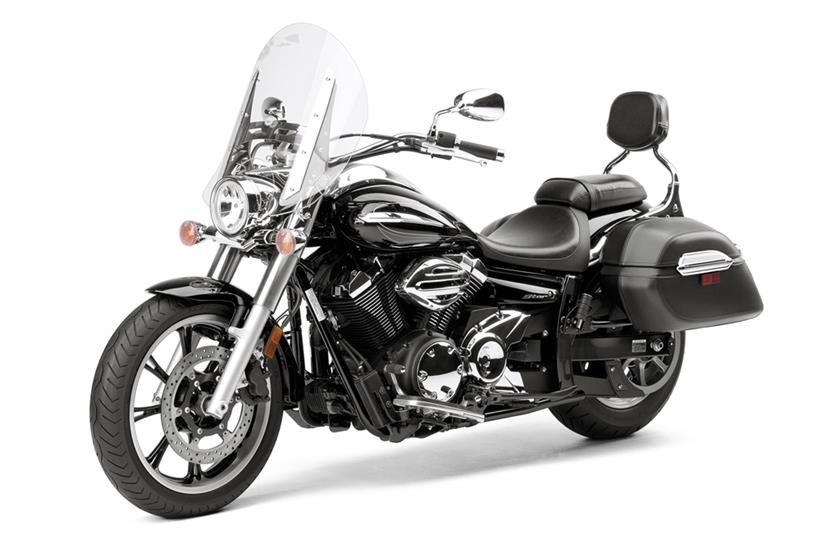 2016 Yamaha V Star 950 Tourer Cruisertouring Motorcycle