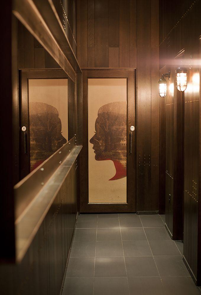 Old Saloon Gentleman's Club,The Bimini Neighbourhood Pub, Vancouver, designed by Evoke International Design.