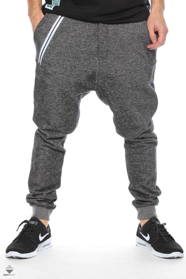 Spodnie Twoangle Shetan Grey Grey Mens Outfits Mens Gym Short Clothes