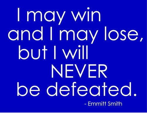 Motivational Quotes By Emmitt Smith Football Motivational Quotes