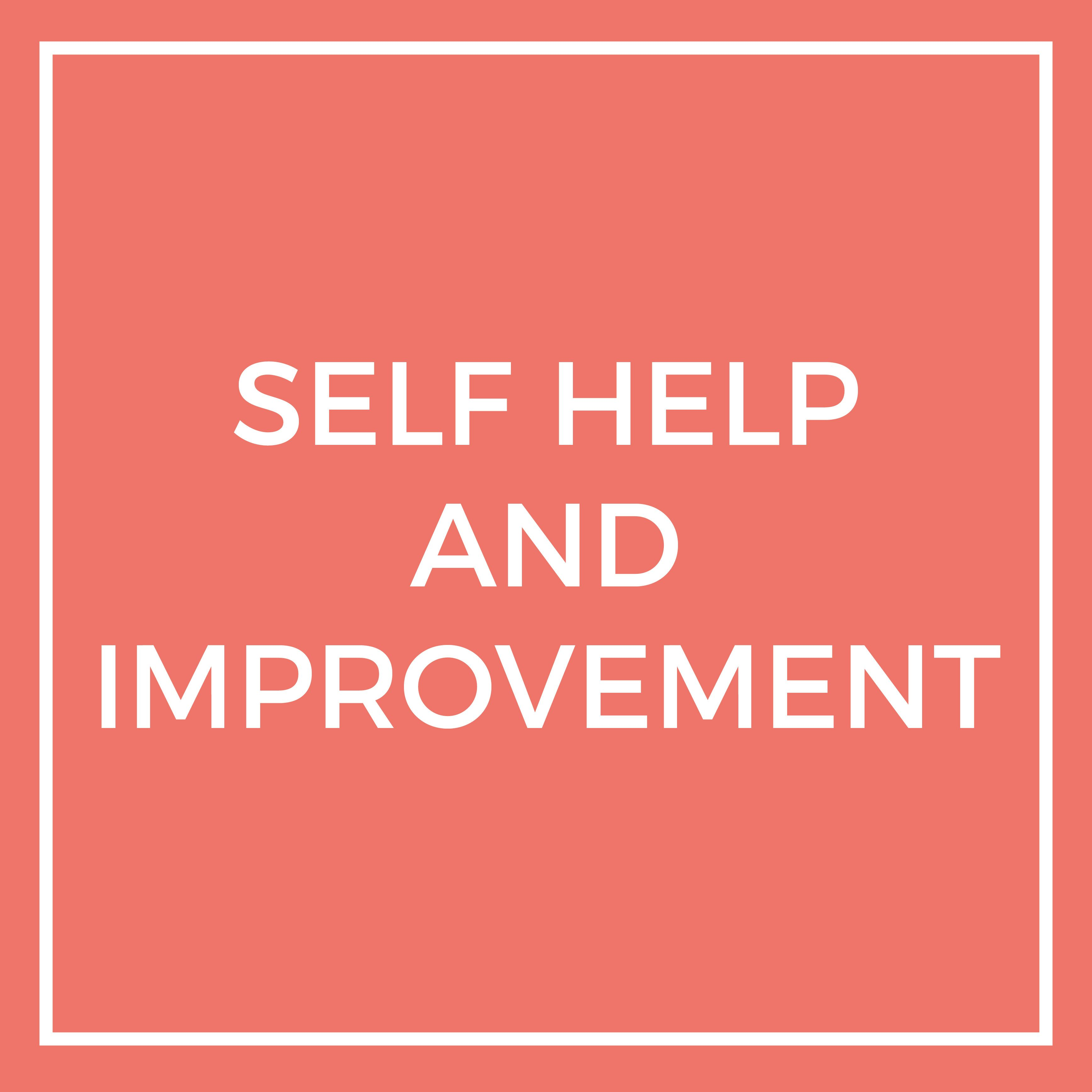 Board Banner For Self Help And Self Improvement Self Help Couples Therapist Self Improvement