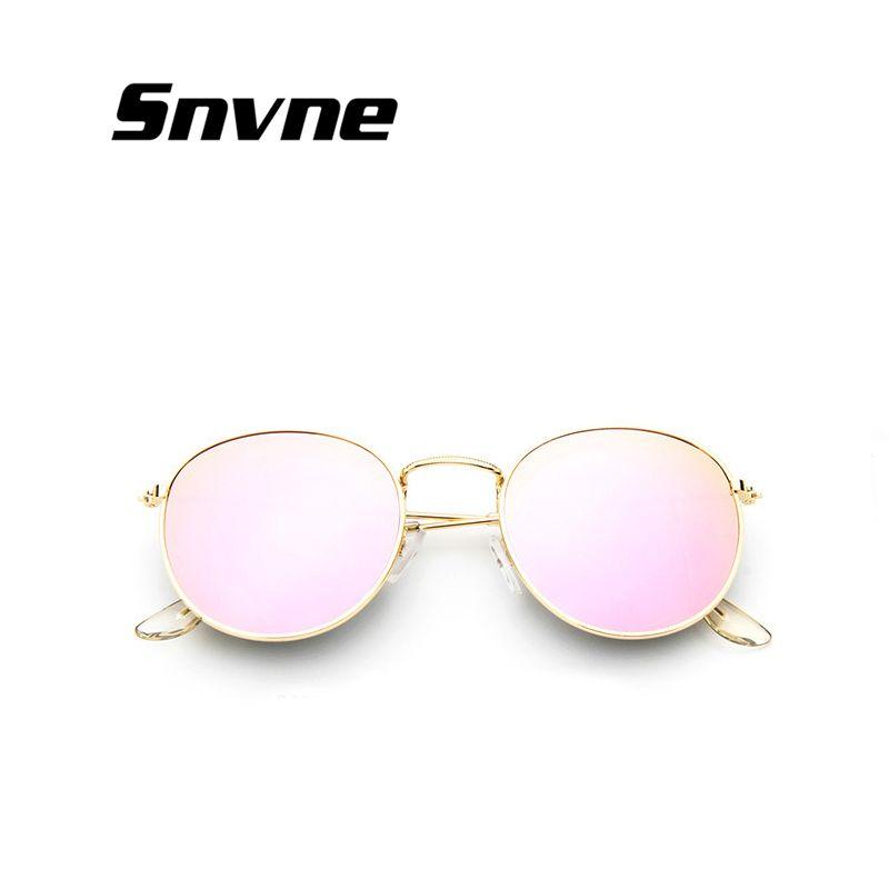 311b7418f74 2018 retro round sunglasses women men brand designer sun glasses for women s  Alloy mirror sunglasses lentes female oculos de sol-in Sunglasses from  Women s ...