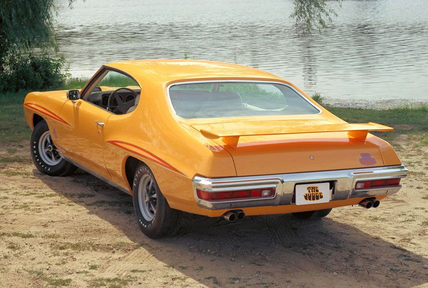 Muscle Cars: 10 Facts You Need to Know | 1969 gto, Engine and ...