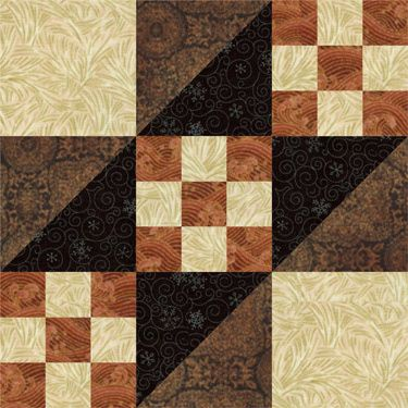 Sew a Batch of Rocky Road to California Quilt Blocks | Quilting ... : 9 inch quilt block patterns - Adamdwight.com