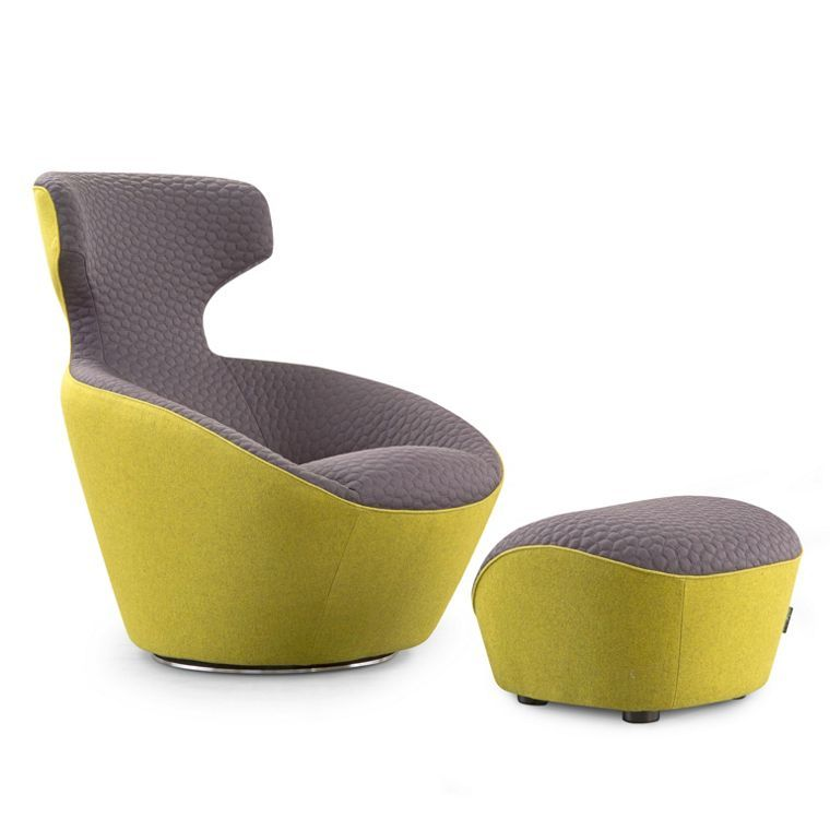 Groovy Edito Lounge Pivoting Armchair Picture 2 Chair In 2019 Beatyapartments Chair Design Images Beatyapartmentscom
