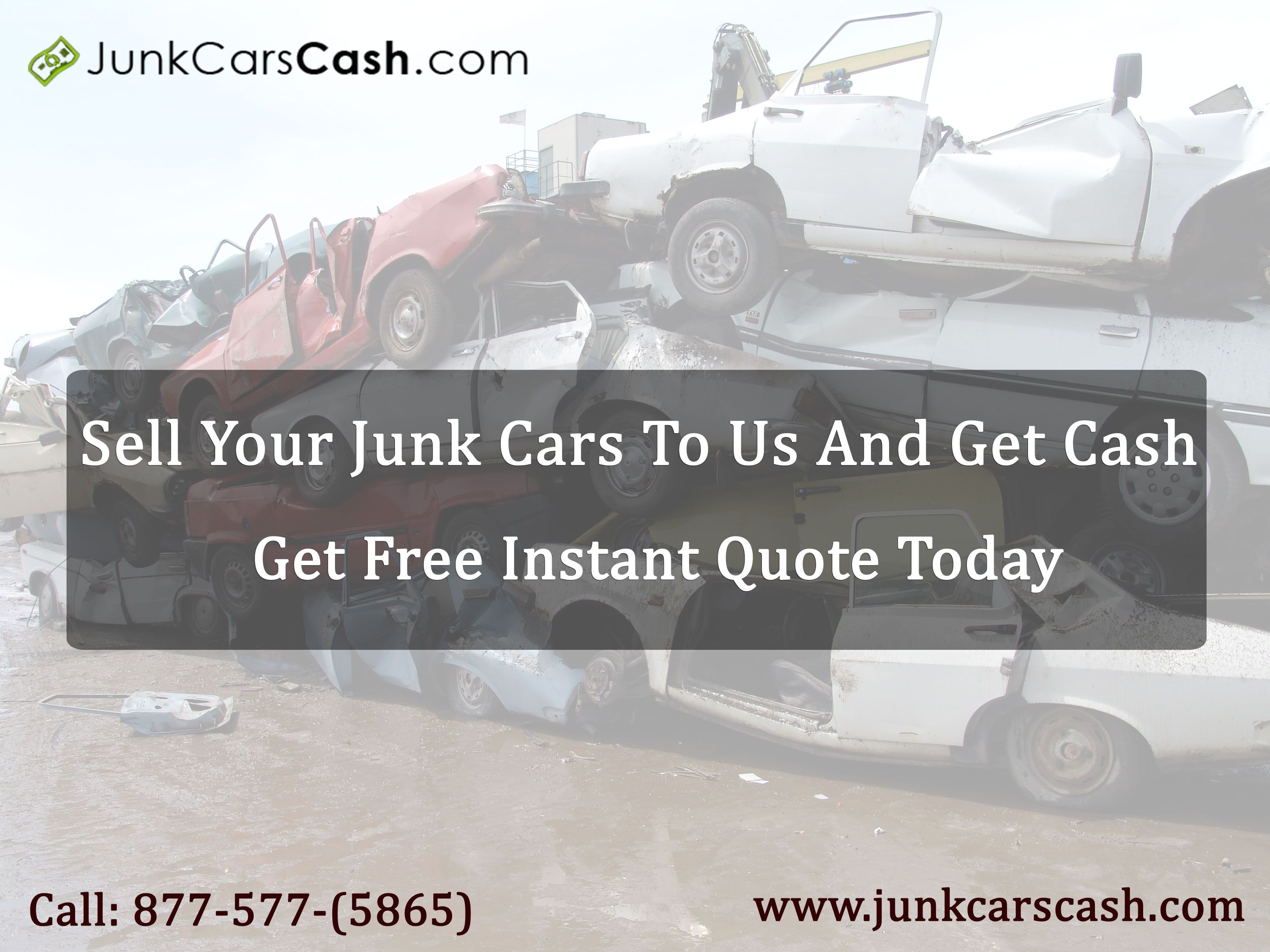 Junk cars are wrecked materials which are useless but still carry ...