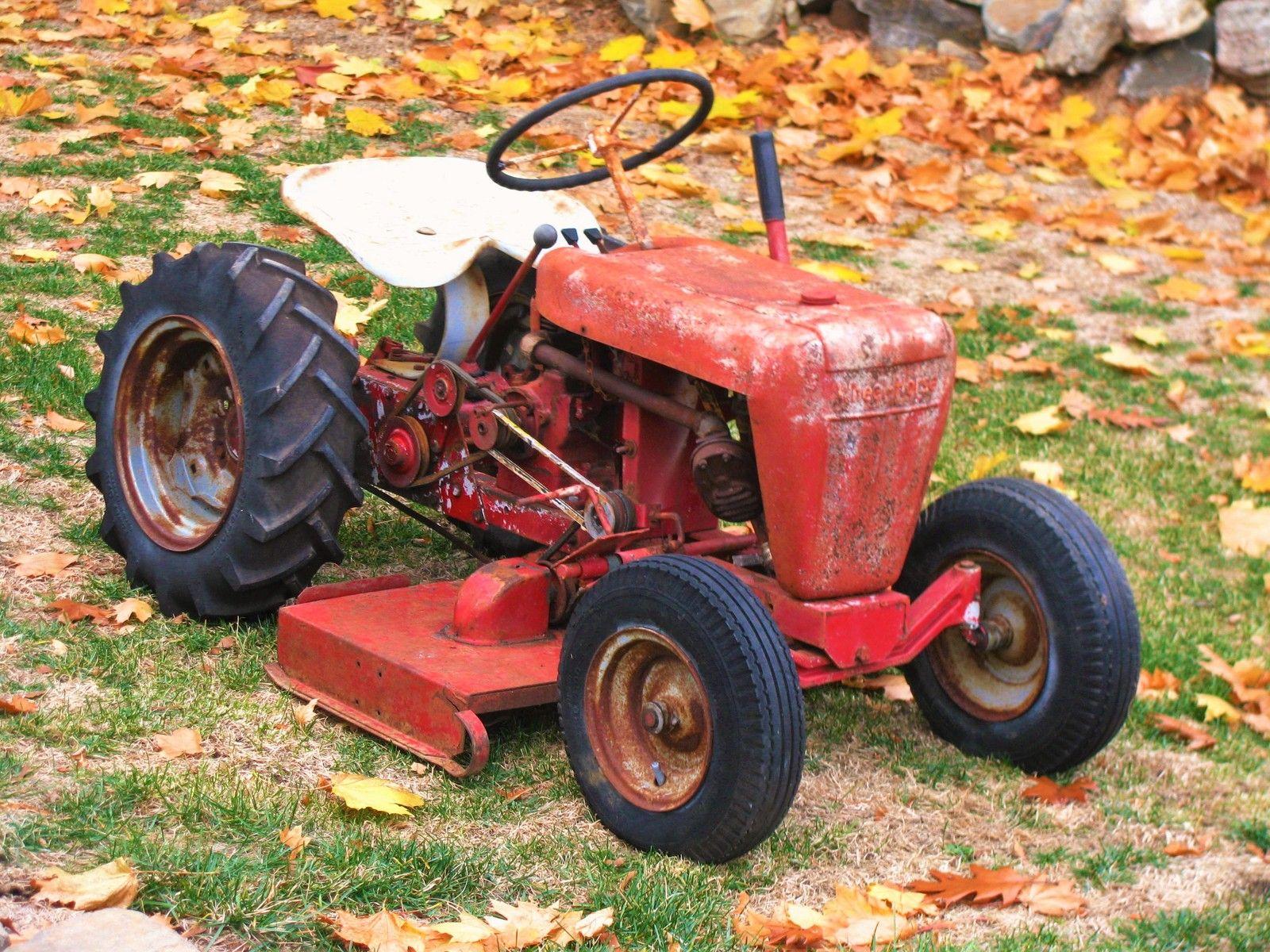 1960 Model 400 | Wheel Horse Tractors | Wheel horse tractor