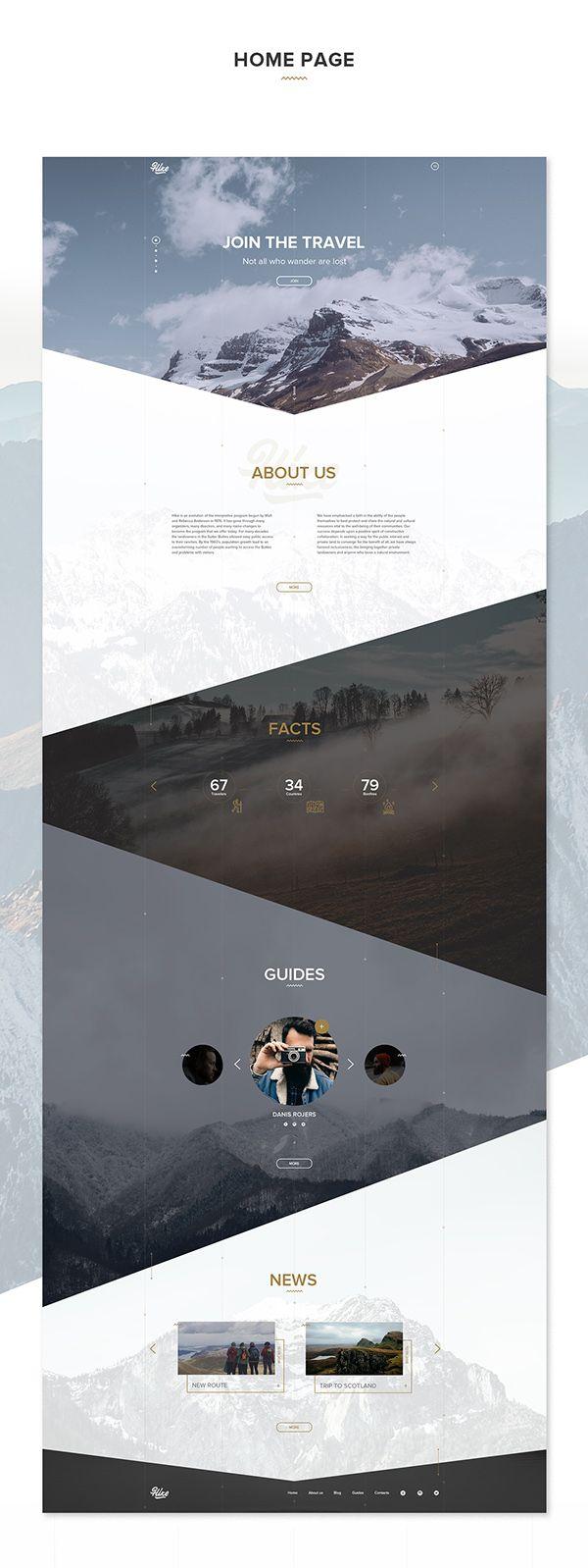 Hike Website