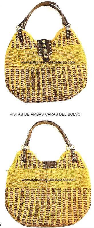 De CrochetY Pin Crochet Mapursues En BolsomaniaBolsos wkPNXn08OZ
