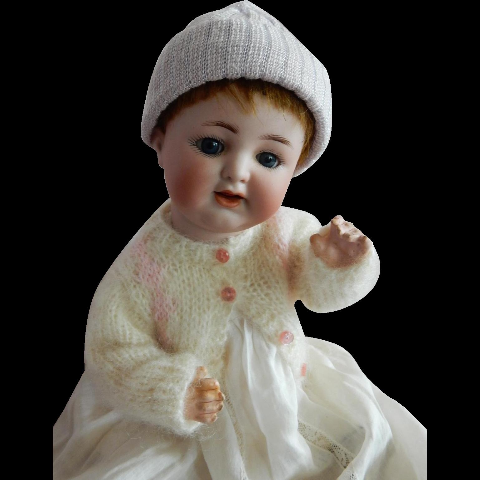 So Cute 11 Kammer Reinhardt 126 Baby Doll German Dolls Baby Dolls Boy Doll