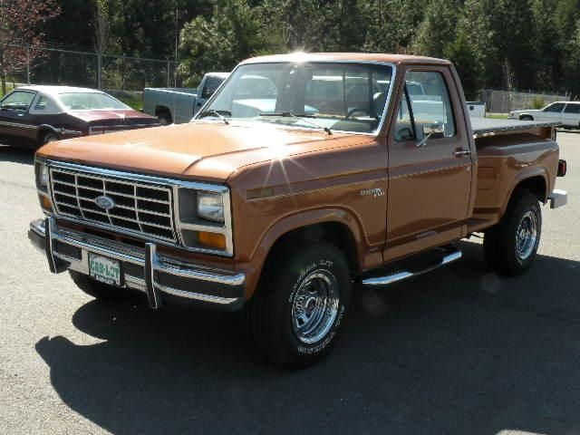 1981 Ford F100 Ford Trucks Cool Trucks Pickup Trucks