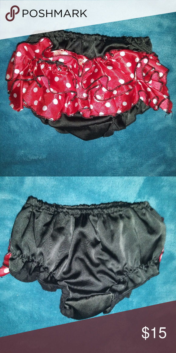 Minnie mouse Baby bottoms
