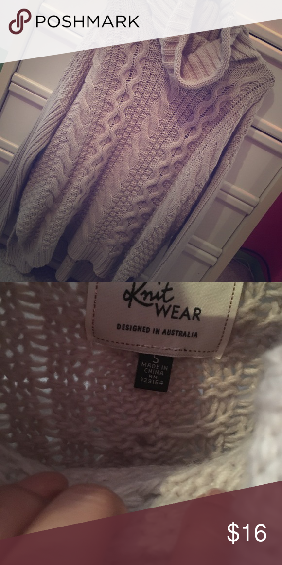 Cotton on knit sweater NEW | Cotton, Customer support and Delivery