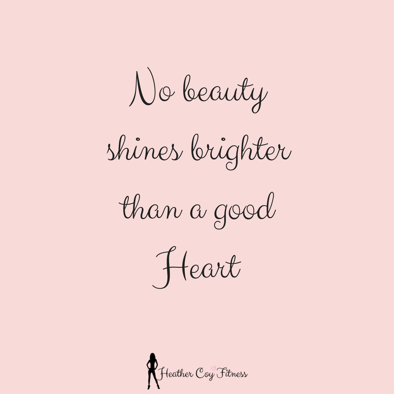 A Good Heart Is Incredible Mooi Quotes Inspirational Quotes En