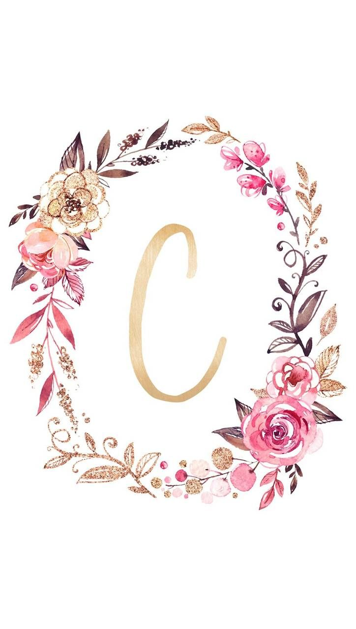 monogram c iphone wallpapers wallpaper lettering