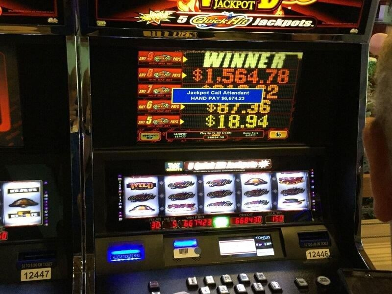 Wild Jackpot 7's is on fire! Imagine the surprise of our Royal Oak, MI  guest when they hit for $6674; that's exciting stuff! … | Jackpot winners,  Jackpot, Pure fun